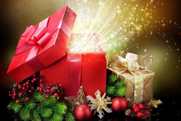 подарок на новый год в Твоя Студія